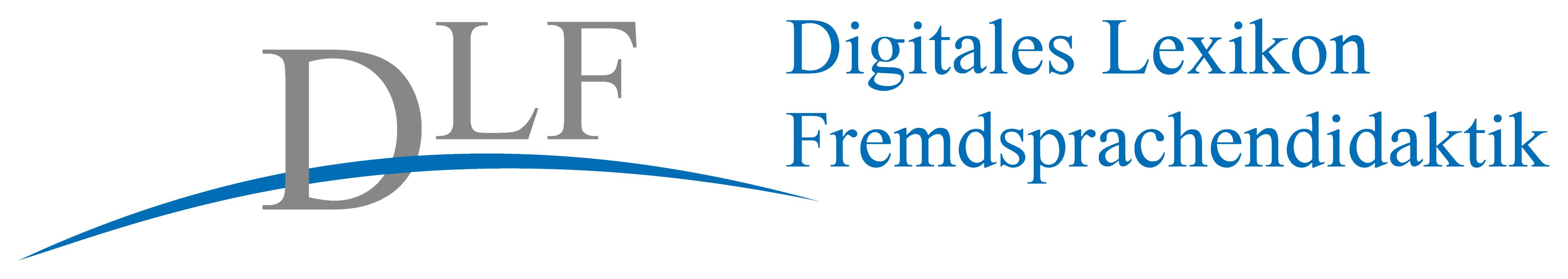 Digitales Lexikon Fremdsprachendidaktik